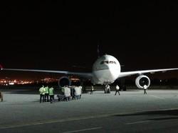 پایان بازگشت حجاج استان کردستان از فرودگاه همدان