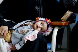 هشدار «یونیسف» و سازمان بهداشت جهانی نسبت به موج وبا در یمن