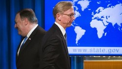Mike Pompeo and Brian Hook