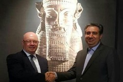 Iran, UK eye increased museum coop.
