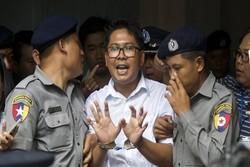 Myanmar'da iki Reuters muhabirine hapis cezası