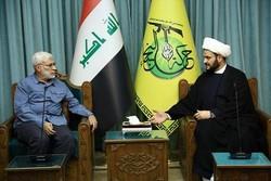 نائب رئيس هيئة الحشد الشعبي يشيد بدور النجباء في تحقيق الامن في بغداد