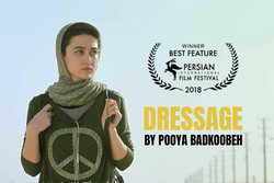 'Dressage' wins Golden Gazelle Award at 7th Persian Filmfest.