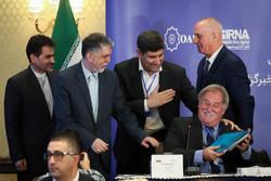 OANA 43. Yönetim Kurulu Toplantısı Tahran'da yapıldı