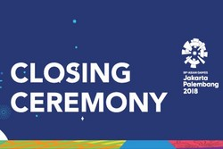 VIDEO: closing ceremony of 2018 Asian Games