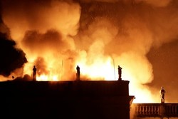VIDEO: Fire engulfs Brazil's 200-year-old museum