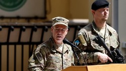 U.S. Commander in Afghanistan