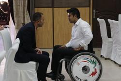 آیین بدرقه ورزشکاران کرمانی، اعزامی به بازیهای پاراآسیایی ۲۰۱۸