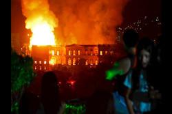 تاریخ برزیل از بین رفت/فاجعه مشابه در انتظار موزه های ایران