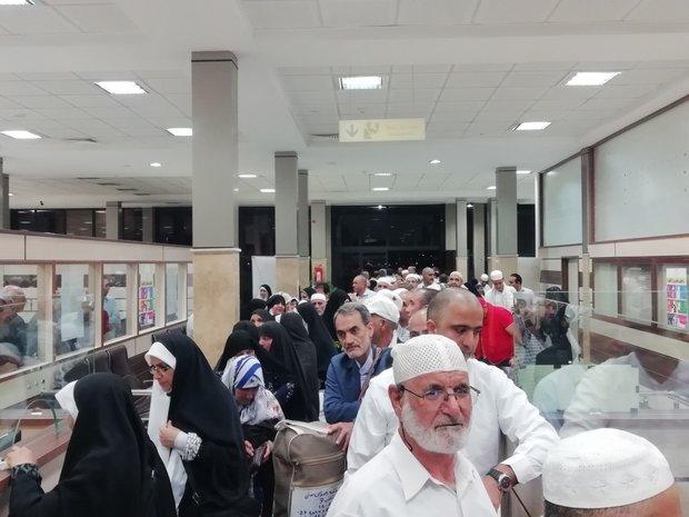برنامه دومین روز عملیات بازگشت حجاج به کشور