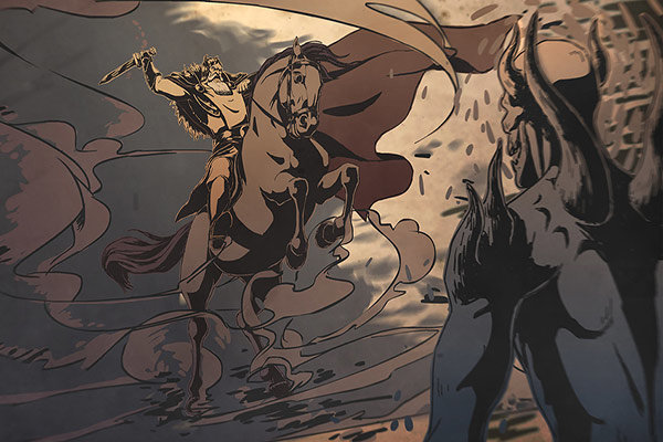 «آخرین داستان» ایرانی به اسکار ۲۰۲۰ رسید/ یک انیمیشن جهانی
