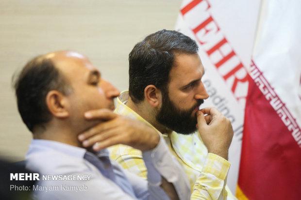تجلیل از حجت الاسلام خاموشی