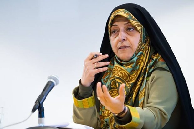 Iran, a successful model for women's social activities: Ebtekar