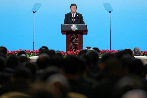 رئیس جمهور چین: منطقه خلیج فارس وضعیت حساس و بغرنجی دارد