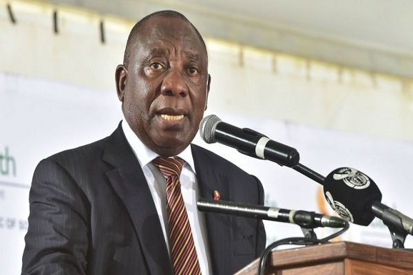 رئیسجمهوری آفریقایجنوبی سوگند خورد