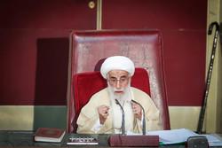 آیت الله جنتی بر ادامه اقدامات قاطع رئیس قوه قضائیه در مبارزه با فساد تاکید کرد