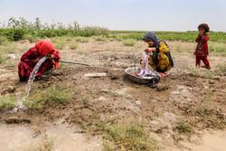 خشکسالی و کمبود آب شرب در روستاهای گلستان