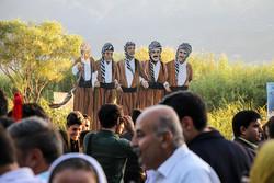 ۳۱نمایش درچهارمین روزسیزدهمین جشنواره تئاترخیابانی مریوان اجراشد