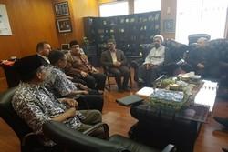 سفر علمی مسئولان واعضای هیات علمی دانشگاه مذاهب اسلامی به اندونزی