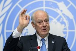 گفتگوی «استفان دی میستورا» با وزرای خارجه عرب درباره سوریه
