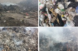 سایتهای دفن پسماند در اردستان وضعیت مناسبی ندارد