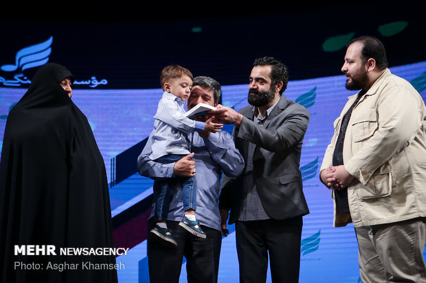 گردهمایی اهالی فرهنگ و هنر ایران در پاسداشت شهدای مدافع حرم