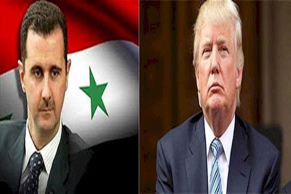 ترامب قلق على مصير الجماعات التكفيرية في إدلب