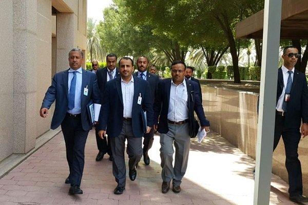 Ensarullah heyeti, Jenevre'deki Yemen müzakerelerine katılıyor