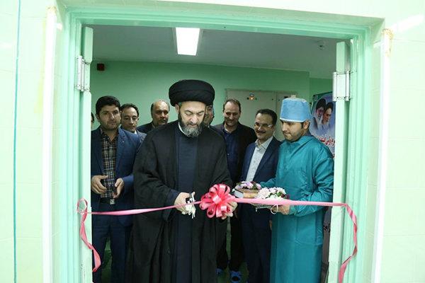 بخش ERCP در بیمارستان امامخمینی(ره) اردبیل راهاندازی شد