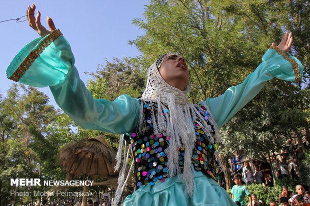 13th Marivan International Street Theater Festival