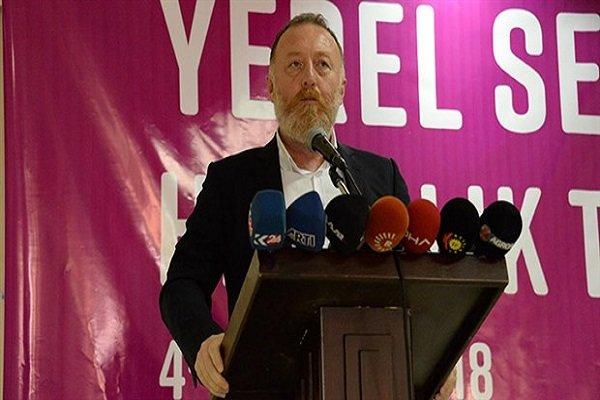 رهبر حزب خلق دموکراتیک