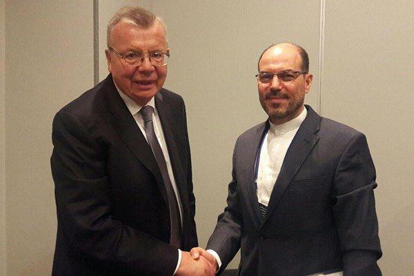 Fedotov reassures UN understands Iran's concerns about drug trafficking