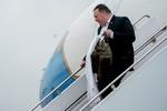 امریکی وزير خارجہ سعودی عرب پہنچ گئے