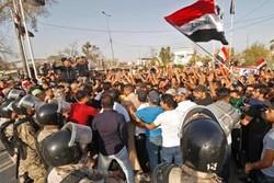 العراق: 5 قتلى و68 جريحا حصيلة أحداث البصرة
