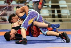 Iran claimed title of Pahlavani event in 3rd World Nomad Games