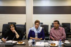 زيارة مديرة الوكالة الوطنية للاعلام اللبنانية الى وكالة مهر للأنباء