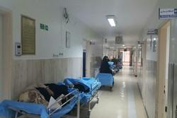 بیماران بیمارستان الزهرا خواستار توجه به قشر محروم شدند