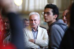 ریاست شورای عالی خانه هنرمندان ایران به ایرج راد رسید