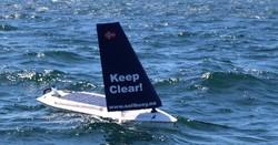 قایق بی سرنشین اقیانوس آتلانتیک را طی کرد