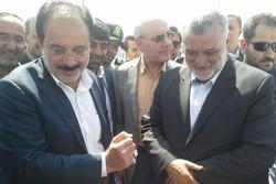 وزیر جهاد کشاورزی وارد استان سمنان شد/دامغان نخستین مقصد