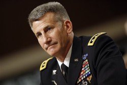 U.S. commander to Afghanistan