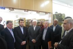 بازدید اعضای کمیسیون آموزش مجلس از دانشگاه پیام نور گنبدکاووس