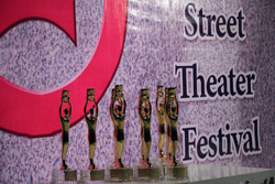 9 countries to vie at 14th Mariwan street theater fest. in Iran