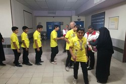 دانشآموزان رفسنجانی نایب قهرمان المپیاد دادرس کشور شدند