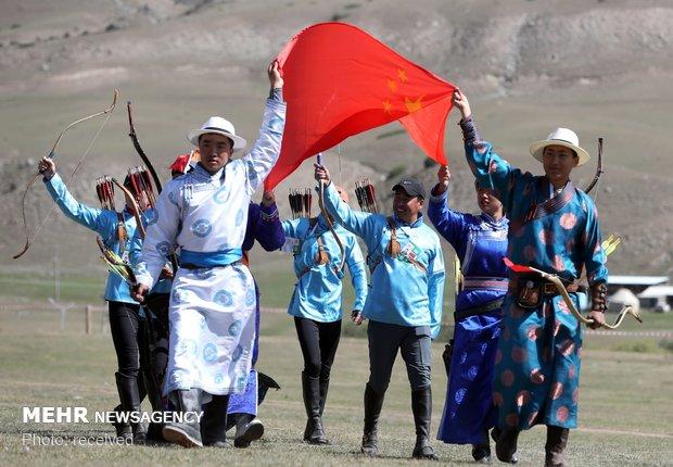 مسابقات جهانی کوچ نشینان در قرقیزستان