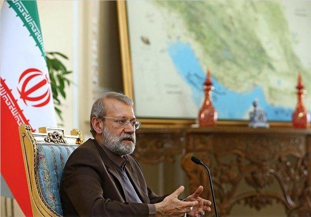 Americans will fail in exercising unjust sanctions against Iran: Parl. speaker