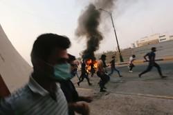 بصرہ میں احتجاج اور کشیدگی جاری/ 9 افراد ہلاک، 104 زخمی