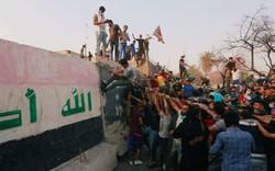 ABD'nin Basra konsolosluğu Irak güvenliğine büyük bir tehdit