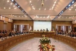 نخستین نشست هم اندیشی روسای استانی برنامه وبودجه در رشت برگزار شد