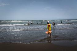غرق شدن ۴۷ نفر در طرح های سالمسازی دریای مازندران